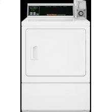 Micro-Display Single Load Dryer Rear Control