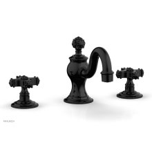 MARVELLE Widespread Faucet 162-01 - Gloss Black