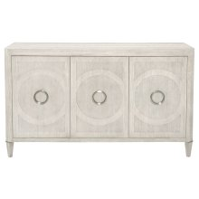 Domaine Blanc Buffet in Dove White (374)