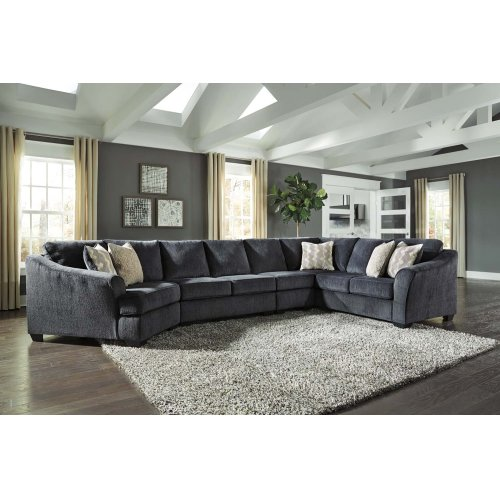 Eltmann II Sectional Left