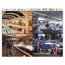 Network Camera Recorder with Viewer Software