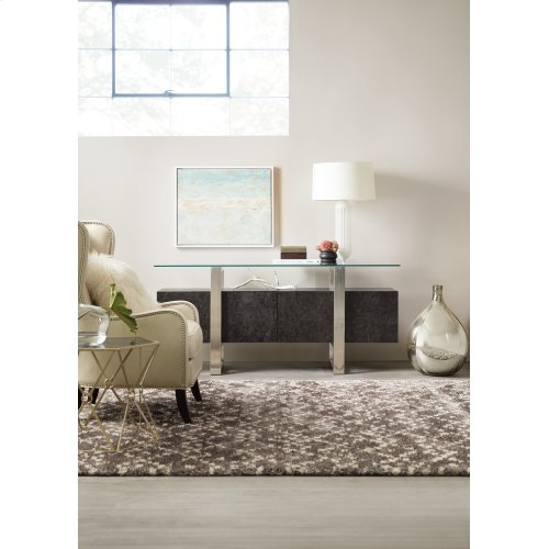 Home Entertainment Floating Console