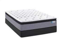 Posturepedic Series - Mohoe Bay - Plush - Euro Pillow Top