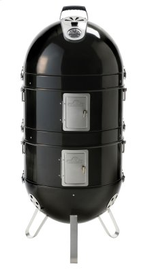 Napoleon Apollo® 3 in 1 AS300K Charcoal Grill and Water Smoker.