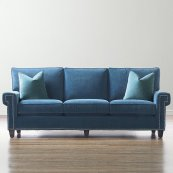 Custom Upholstery Medium Great Room Sofa