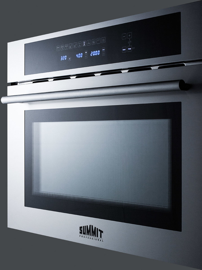 Cmv24summit 24 Wide Built In Sd Oven With Convection
