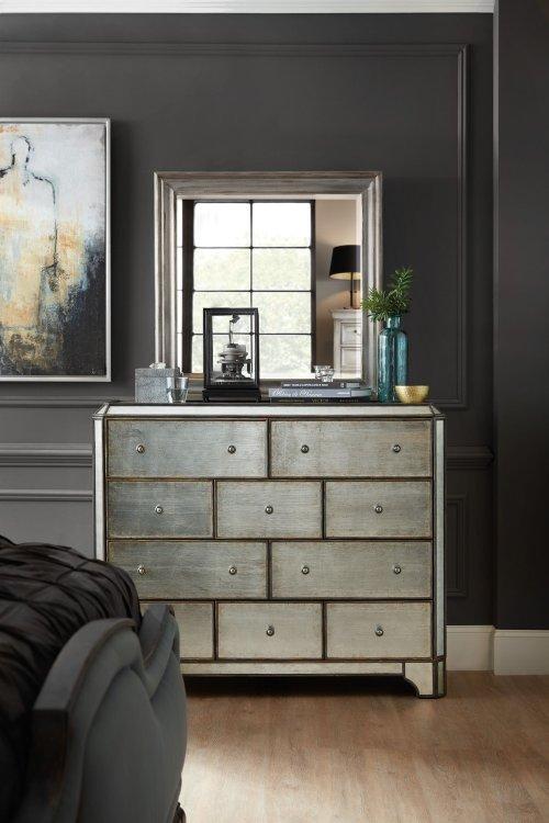 Bedroom Arabella Ten-Drawer Bureau