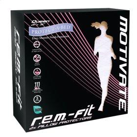 REM-Fit Motivate Plush Pillow Protector