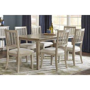 Hillsdale FurnitureOcala 7-piece Extension Rectangle Dining Set
