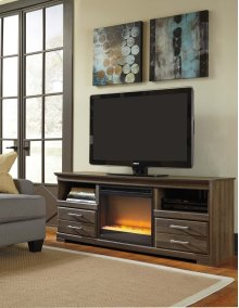 Frantin - Brown 2 Piece Entertainment Set