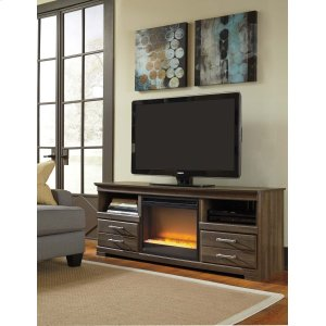 Ashley Furniture Frantin - Brown 2 Piece Entertainment Set