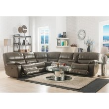 BRAX P.MOTION SECTIONAL SOFA