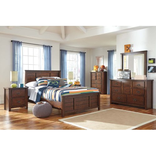 Ashley 4-Piece Twin Panel Bedroom Set