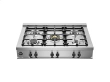 36 Rangetop 5 Burners Stainless
