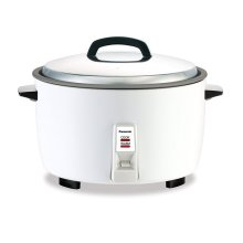 23 Cup Commercial Automatic Rice Cooker with Non-Stick Pan - SR-GA421FH - White