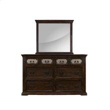 Magnolia Cowboy Mirror