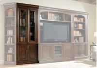 Home Office European Renaissance II Glass Door Bookcase Product Image