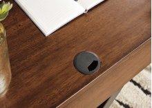 Home Office Desk Return