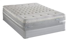 Posturepedic - Willoughby - Firm - Euro Pillow Top - Queen