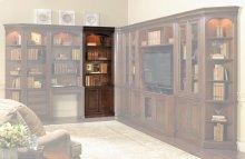 """Home Office European Renaissance II 32"""" Door Bookcase"""