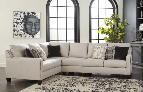 Hallenberg - Fog 3 Piece Sectional