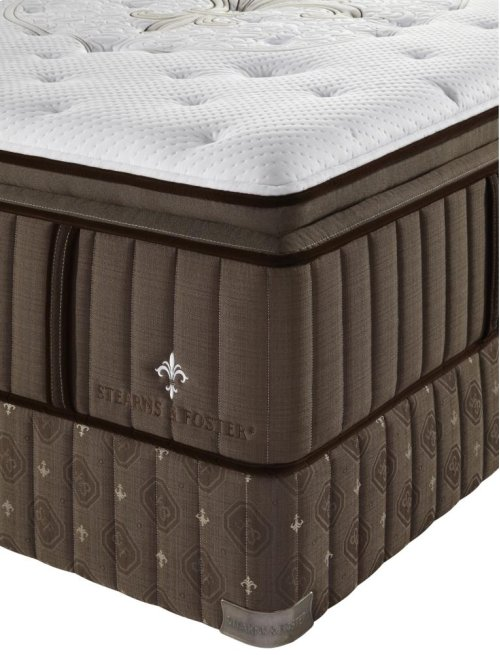Lux Estate Collection - Nathalie - Euro Pillow Top - Full XL
