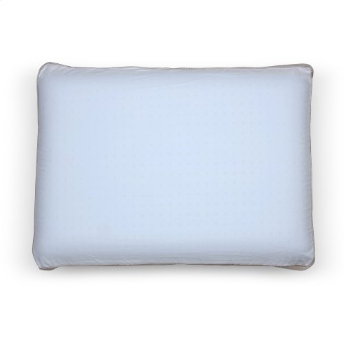 Sleep Chill + Advanced Cooling Gel Memory Foam Pillow, Standard / Queen