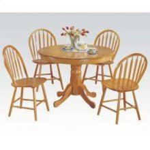 Oak 5pc DIN.SET6217+2482415'BO