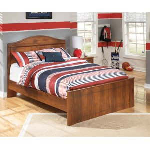 Ashley Furniture Barchan - Medium Brown 3 Piece Bed Set (Full)