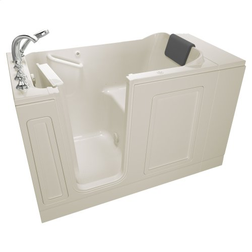 Acrylic Luxury Series 30x51 Walk-in Tub with Air Spa  American Standard - Linen