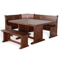 Tuscany Breakfast Nook Set Product Image