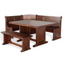 Tuscany Breakfast Nook Set