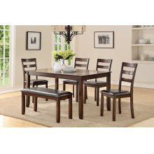 6-pcs Dining Set