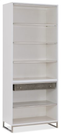Home Office Sophisticated Contemporary Bookcase Product Image