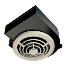 Wall/Ceiling Mount Side Discharge Utility Fan 160 CFM; Ventilation Fans