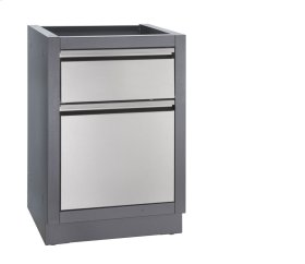 OASIS™ waste drawer cabinet