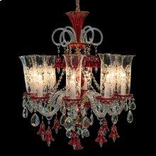 Winter Palace 8 Light Chandelier
