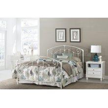 Maddie Full Bed Set - Glossy White