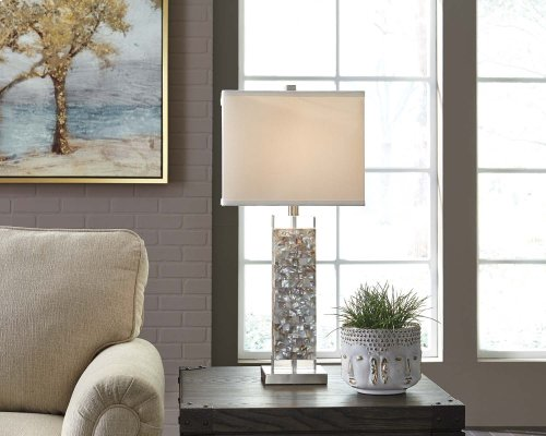 Shell Table Lamp (1/CN)