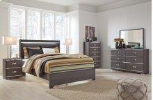 Annikus - Gray Bedroom Set
