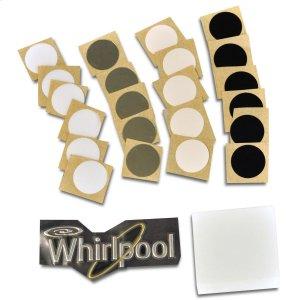 Whirlpool Refrigerator Door Reversal Kit Other