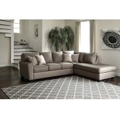 Cashmere Sofa Chaise - RSF