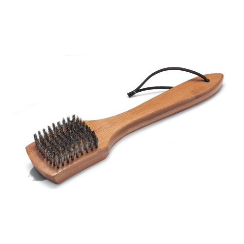 12 inch Bamboo Grill Brush**