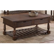 Laredo Cocktail Table