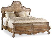 Bedroom Chatelet California King Wood Panel Bed