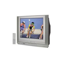 "20"" Diagonal PureFlat Picture Tube TV/DVD Combination"