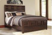 Chanella - Dark Brown 3 Piece Bed Set (Queen)