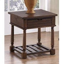 Laredo End Table