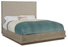 Bedroom Pacifica King Upholstered Bed