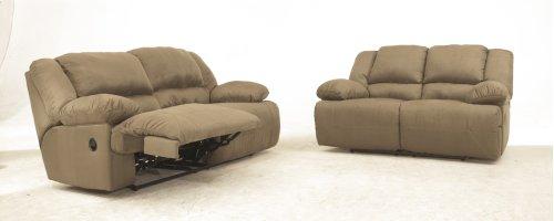 5780281 In By Ashley Furniture In Claflin Ks 2 Seat Reclining Sofa